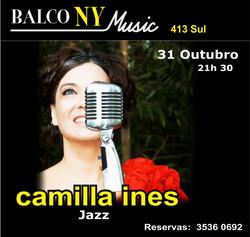 31 outubro Camilla Ines BalcoNY Brasilia