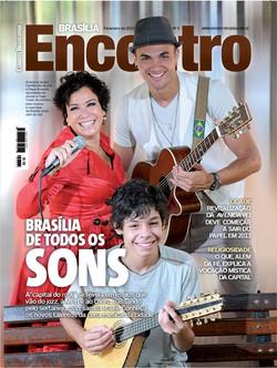 Camilla Ines Revista Encontro Brasilia