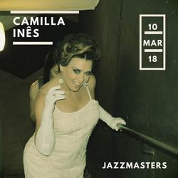 Camilla Ines Programa Internacional Jazzmasters