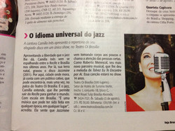 Camilla Ines Revista Veja Brasília