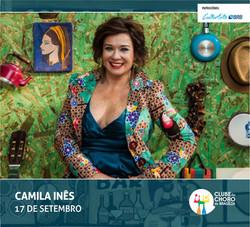 Camilla Ines Clube do Choro de Brasília, Set.2016
