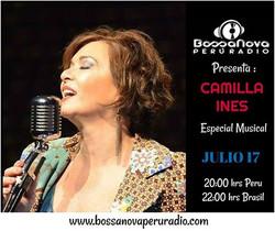 Camilla Ines Bossa Nova Peru, Peru Radio