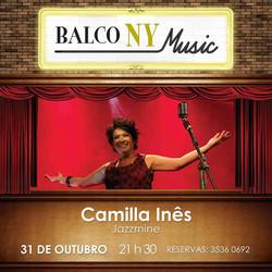 Camilla Ines Balcony