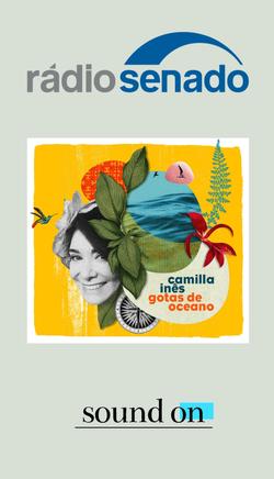 Camilla Ines Rádio Senado - Entrevista