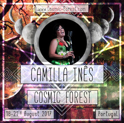 Camilla Ines Cosmic Forest Festival ago_2017