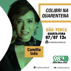 Camilla Inês Colibri na Quarentena_2021