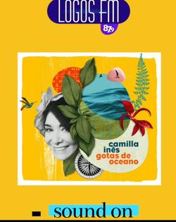 Camilla Ines Rádio Logos FM 97,8 Manaus
