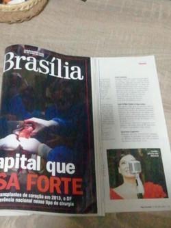 Camilla Ines Revista Veja Brasilia