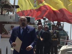 Buque Juan Sebastián Elcano