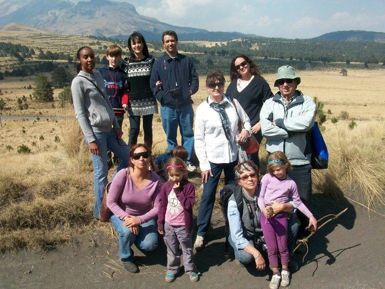 Excursión al Parque IztaPopo