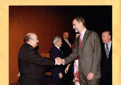 Visita de Felipe VI a México