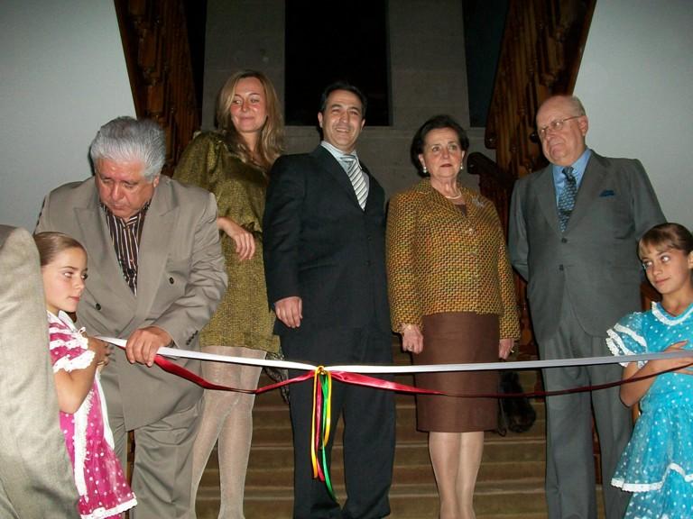 Inauguración Galería de Arte