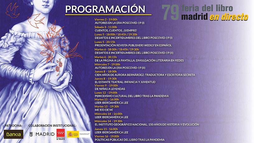 Actividades_79_Feria_del_Libro_de_Madrid