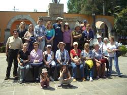 Excursión a Huasca