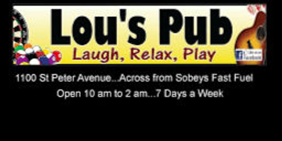 Lou's pub Bathurst