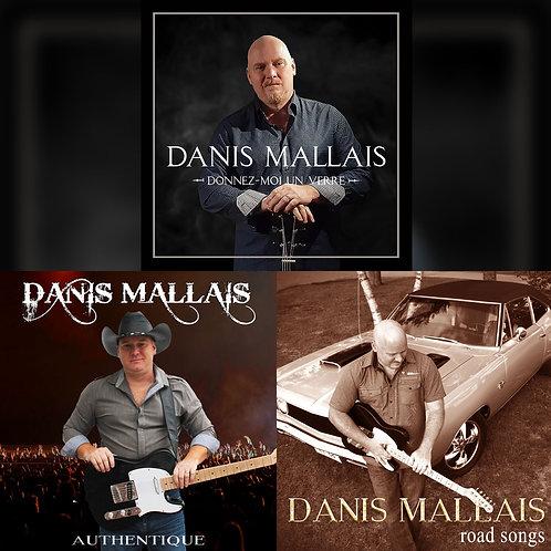 3 Albums Bundle Version CD