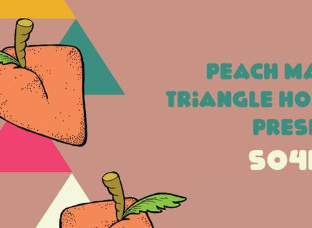 Peach Mag + Triangle House = s04e01