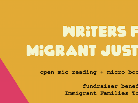 Writers for Migrant Justice