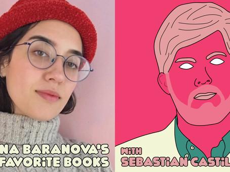 Ivanna Baranova's Favorite Books