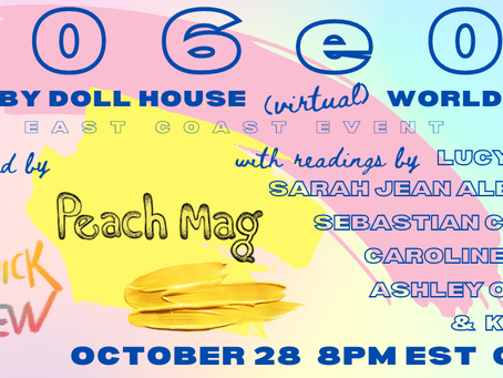 s06e01: Shabby Doll House (virtual) World Tour, co-hosted by The Bushwick Review