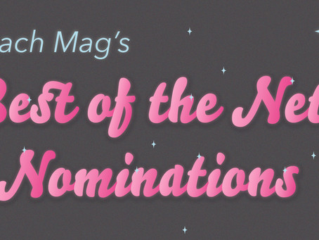 Peach Mag's Best of the Net 2020 Nominees