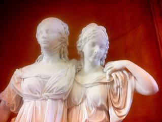 Berlin- Alte Nationalgalerie, National Museum Island- Sculptures