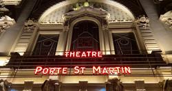 Théâtre Porte St Martin - Paris