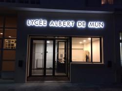 Lycée Albert de Mun