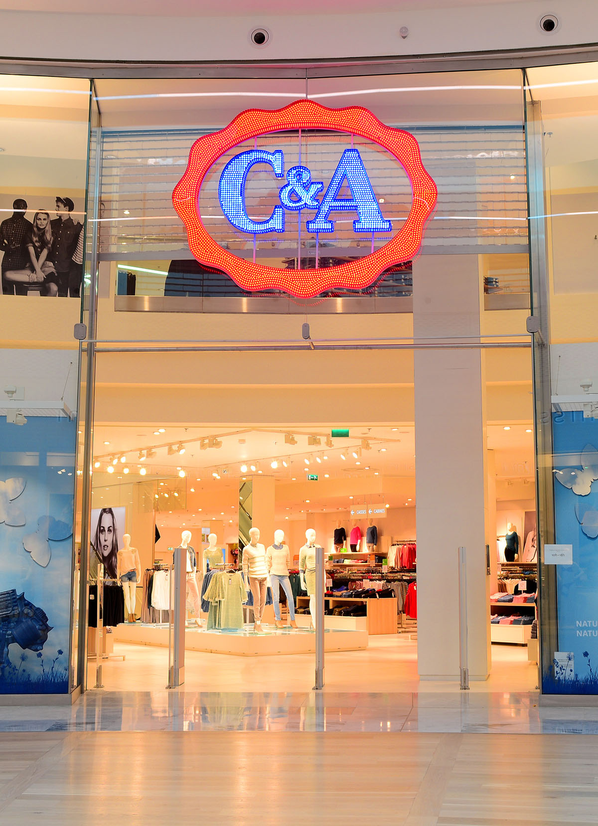 C&A CC AEROVILLE