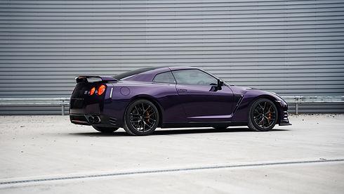 Nissan GTR wrap