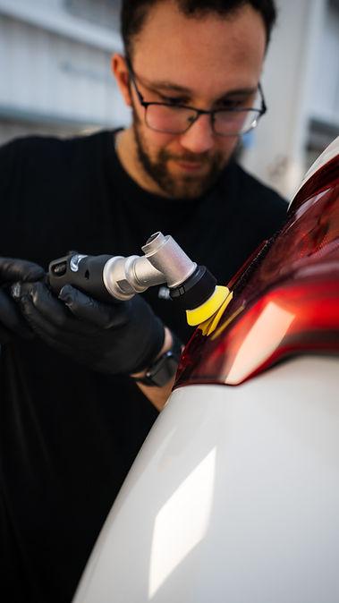 car detailing hampshire