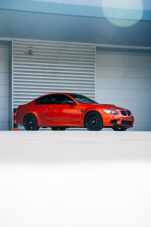 BMW wrap