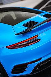 Porsche 911 Turbo wrap