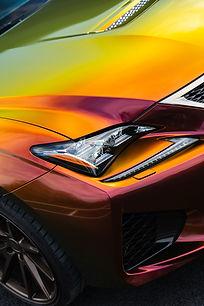 Lexus wrap
