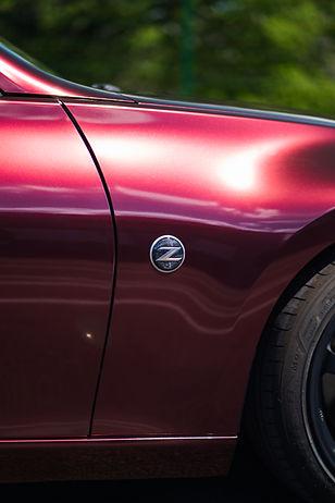 Nissan 350z wrap