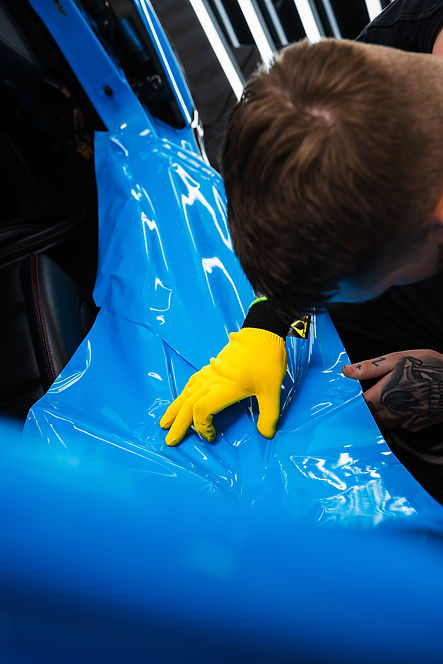 what is car wrapping?
