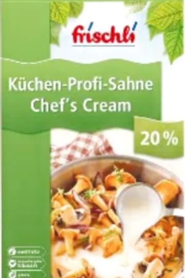Küchen-Sahne 20%