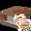 Thumbnail: Hühnerbrustfilet thail./bras. TK