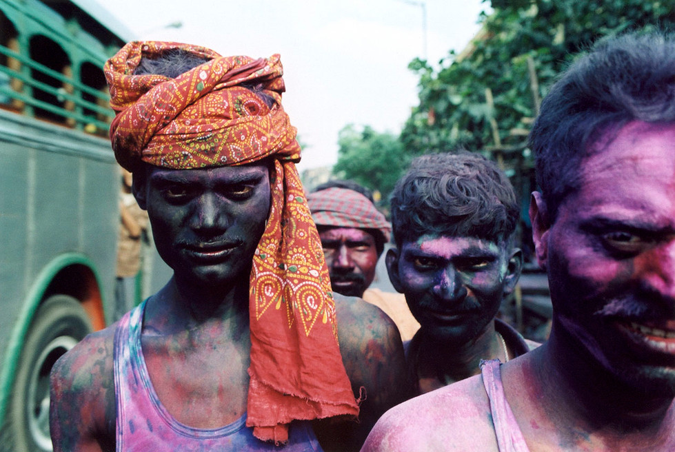 Kolkata - India © Jérémie Bouillon