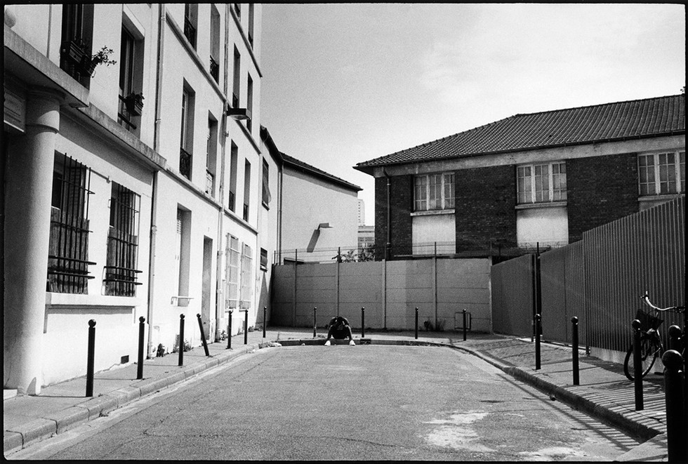 Paris - Lockdown 2020 - © Jérémie Bouillon