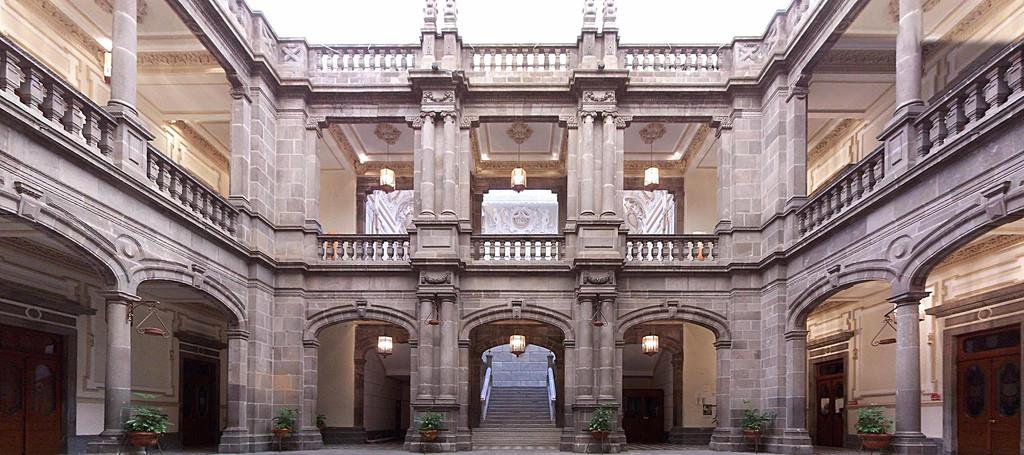 The Municipal Palace of Puebla