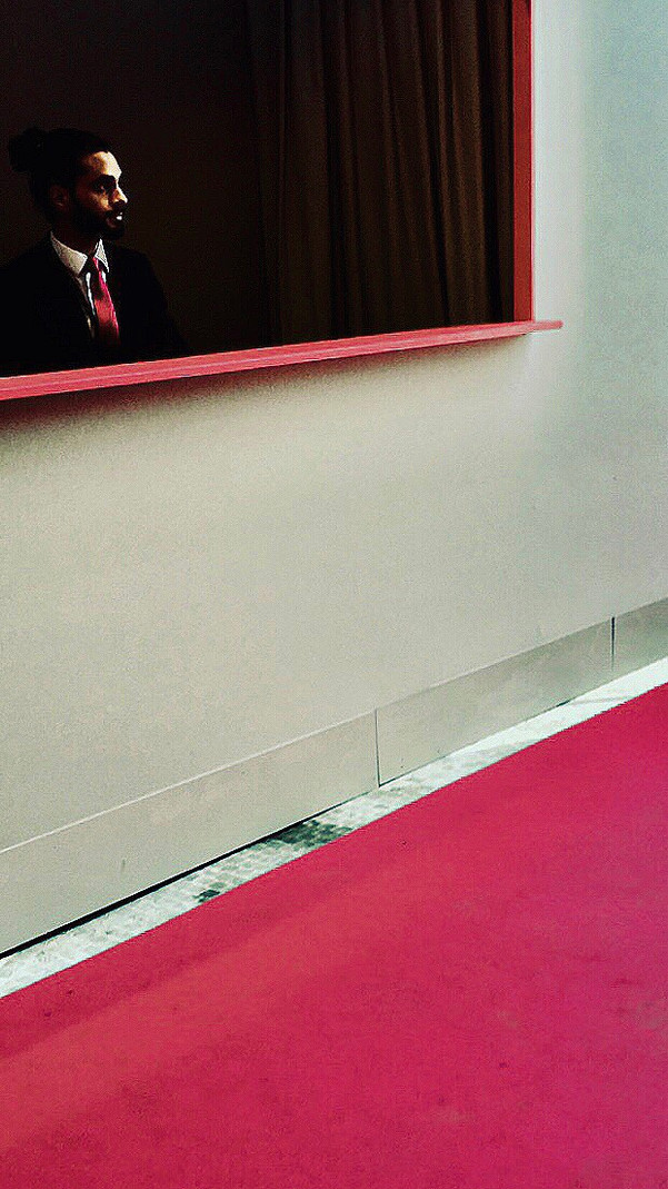 rose tapis
