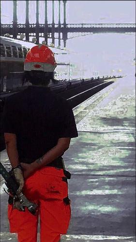Technicienne de maintenance