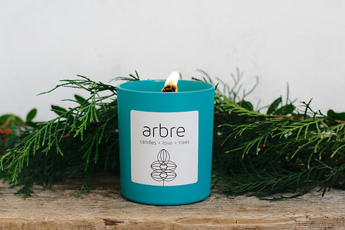 Forest Candle + Tree