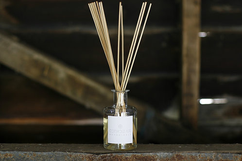 Petitgrain + Peppermint Reed Diffuser