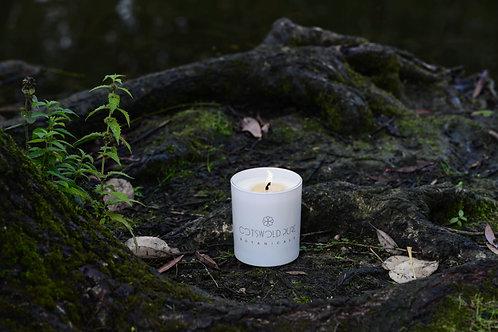 Lime, Basil + Mandarin Candle