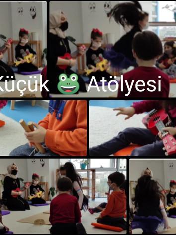 bir çiçek koleji montessori okulu, ukulelemle montessori, bir çiçek koleji anaokulu