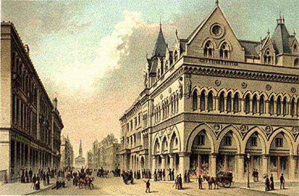 Glasgow Stock Exchange