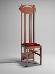 Charles Rennie Mackintosh Furniture