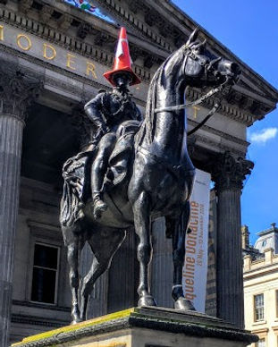 Glasgow Tour - Duke of Wellington.jpg